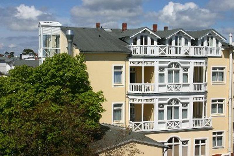 privathotels r gen hotel schwanebeck im ostseebad binz. Black Bedroom Furniture Sets. Home Design Ideas